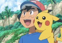 pokemon ash pikachu ultra adventures