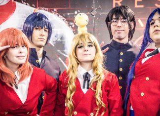 anime friends 2018