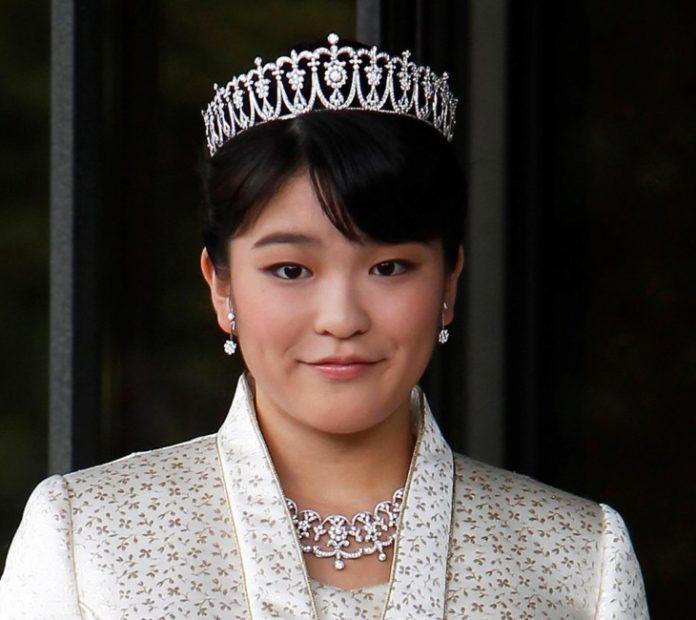 princesa do japao mako