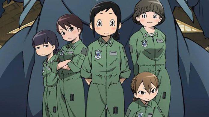 Liliko, Hisone, Hitomi, Hoshino, Nao