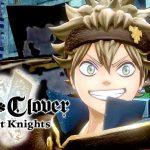 black clover quartet knights
