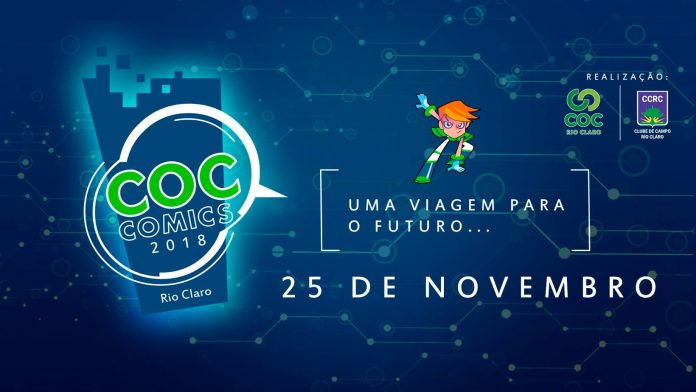 coc comics 2018 banner