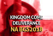 kingdom come deliverance bgs 2018