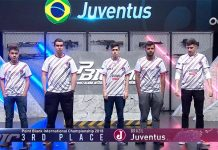 juventus e-sports poing blank final 2018