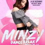 minzy dance break tour 2018 poster