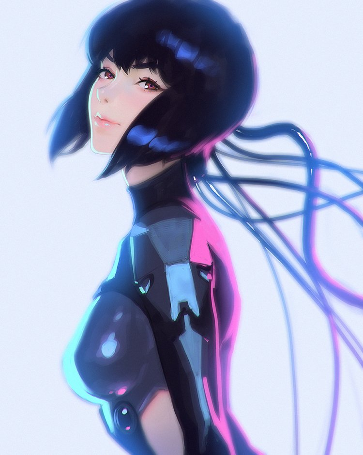 ghost in the shell sac netflix