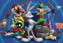looney tunes mundo insano