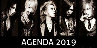 shows internacionais 2019 agenda