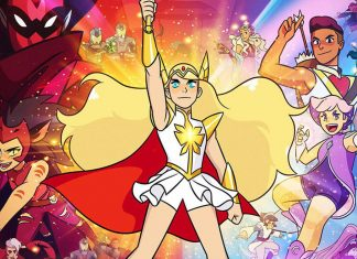 She-Ra e as Princesas do Poder