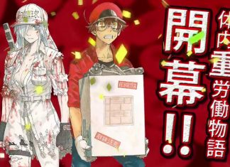 cells at work black