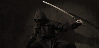 ninja guerreiro japão
