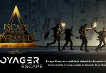 voyager escape room
