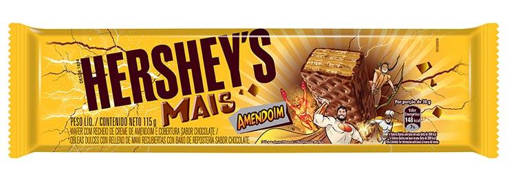 Hersheys's Mais_Amendoim_Herois
