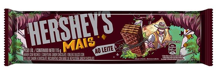 Hersheys's Mais_Ao_Leite_Aventura