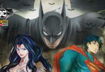 batman e a liga da justiça