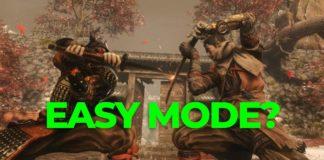 easy mode sekiro