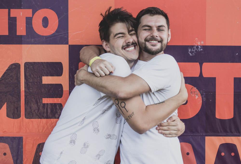 Leonardo Santi e Charles Emmanuel no 20º Ribeirão Preto Anime Fest