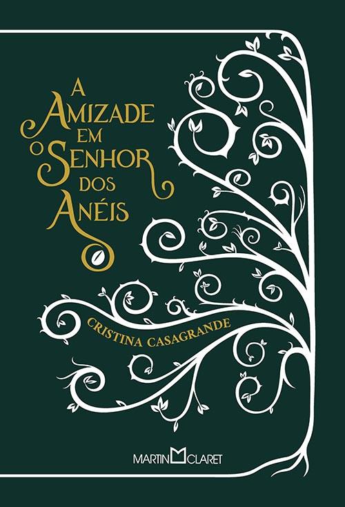 AMIZADE SENHOR DOS ANEIS capa