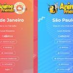 anime friends 2019 datas