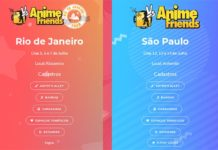 anime friends 2019 datas