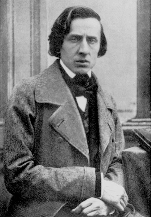 Frédéric Chopin (Imagem Divulgação)