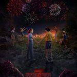 Poster 3 temporada Stranger Things