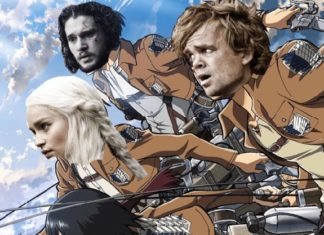 attack on titan game of thrones