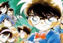 detective manga