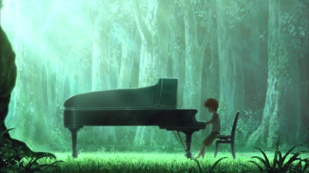 forest of piano no mori
