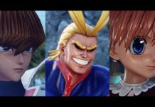 kaiba all might biscuit jump force