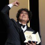 Boon Joon Ho, de Parasite, em Cannes