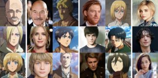 shingeki no kyojin versao hollywood