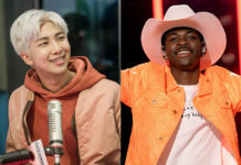 Lil Nas X e Rap Monster