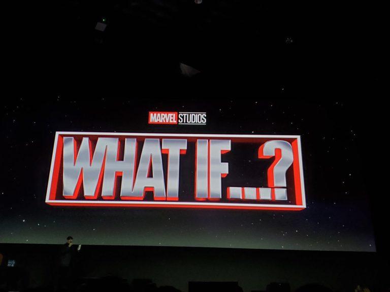 """San Diego Comic-Con 2019   Mais informações da série da Marvel """"What if…?"""""""