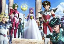 cavaleiros do zodiaco da netflix