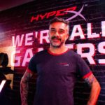 GAME XP 2019 hyperx paulo vizaco