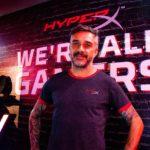 GAME XP 2019 hyperx paulo vizaco