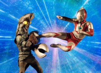 ultraman heroes no anime friends 2019