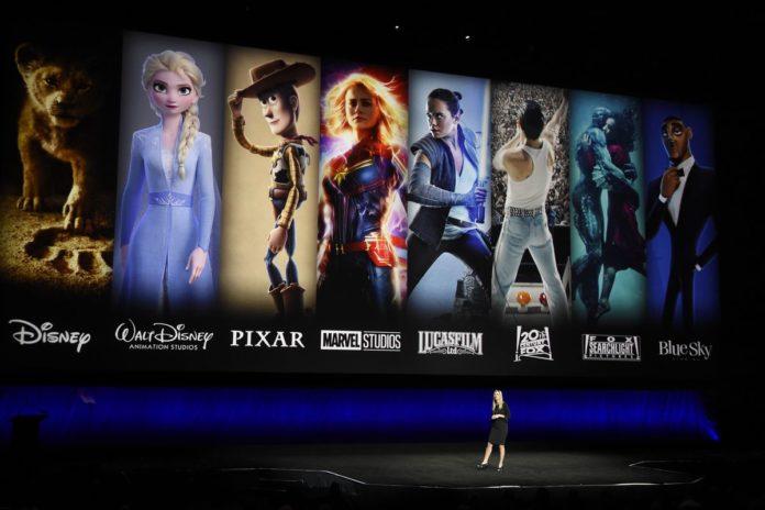 Disney Plus d23