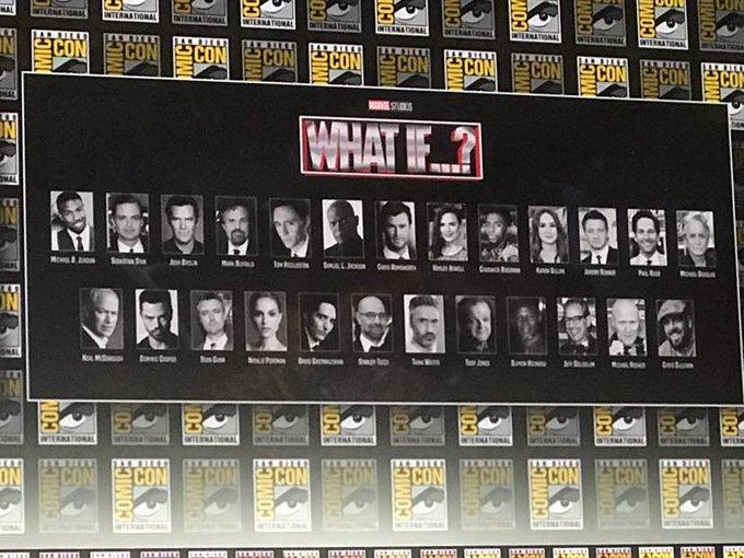D23 Expo 2019   Veja o que foi discutido sobre a animação da Marvel What If…?