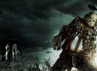 Histórias Assustadoras para Contar no Escuro