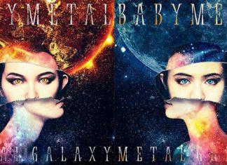 babymetal metal galaxy art