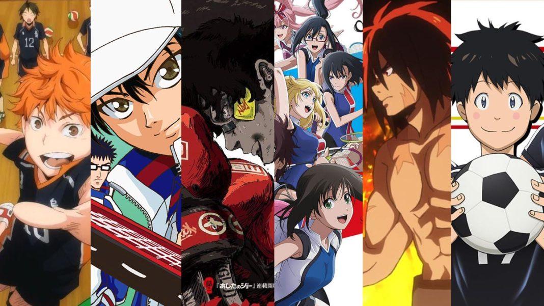 Animes de Esporte para você assistir na Crunchyroll thumb