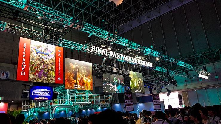 final fantasy 7 remake tokyo game show 2019