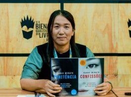 kanae minato bienal do livro 2019