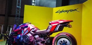 cyberpunk 2077 tokyo game show 2019
