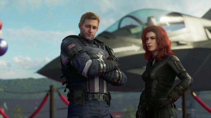 marvel avengers square