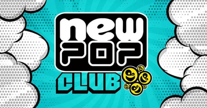 newpop club logo