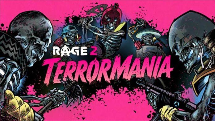 rage 2 terrormania