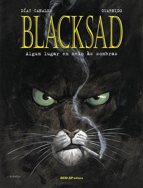 blacksad volume 1